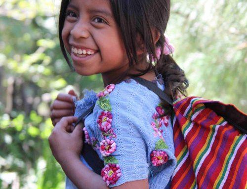 Wereldwinkel Leusden sponsort 320 kinderen!